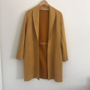 Zara long jacket
